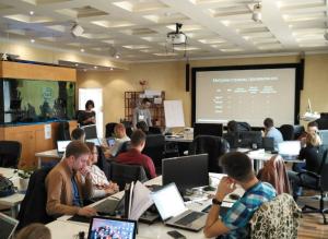 Хакатон по анализу контекстной рекламы с помощью Power Query и Power BI в московском офисе IT-Agency
