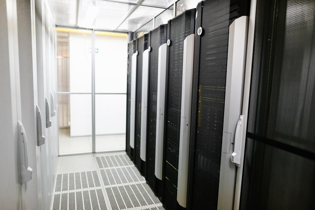 Один из дата-центров Stack Group