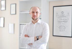 Павел Лебедев, основатель онлайн-школы дизайна