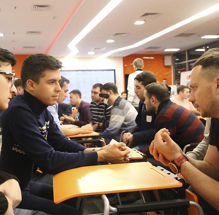 Питч перед инвестором. Kazan Startup Weekend'16