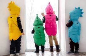 Одежда компании Mini Dino