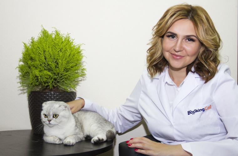 Маргарита Никитина, основатель сети зоогостиниц  BookingCat